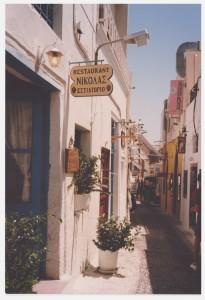 1996 Santorini