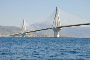 2009 Ponte Rion Antirion