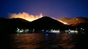 2014 Incendio a Porto Kaio