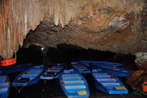 2010 Dyros, Grotte