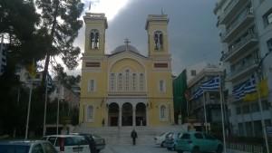 2015 Chiesa Aghia Triada - Pireo