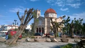 2015 Chiesa Panagitsa di Egina