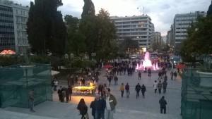 2015 Piazza Syntagma