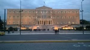 2015 parlamento di Atene