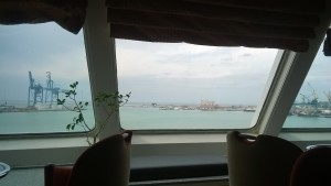 Partenza da Ancona