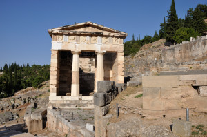 Il tesoro degli Ateniesi