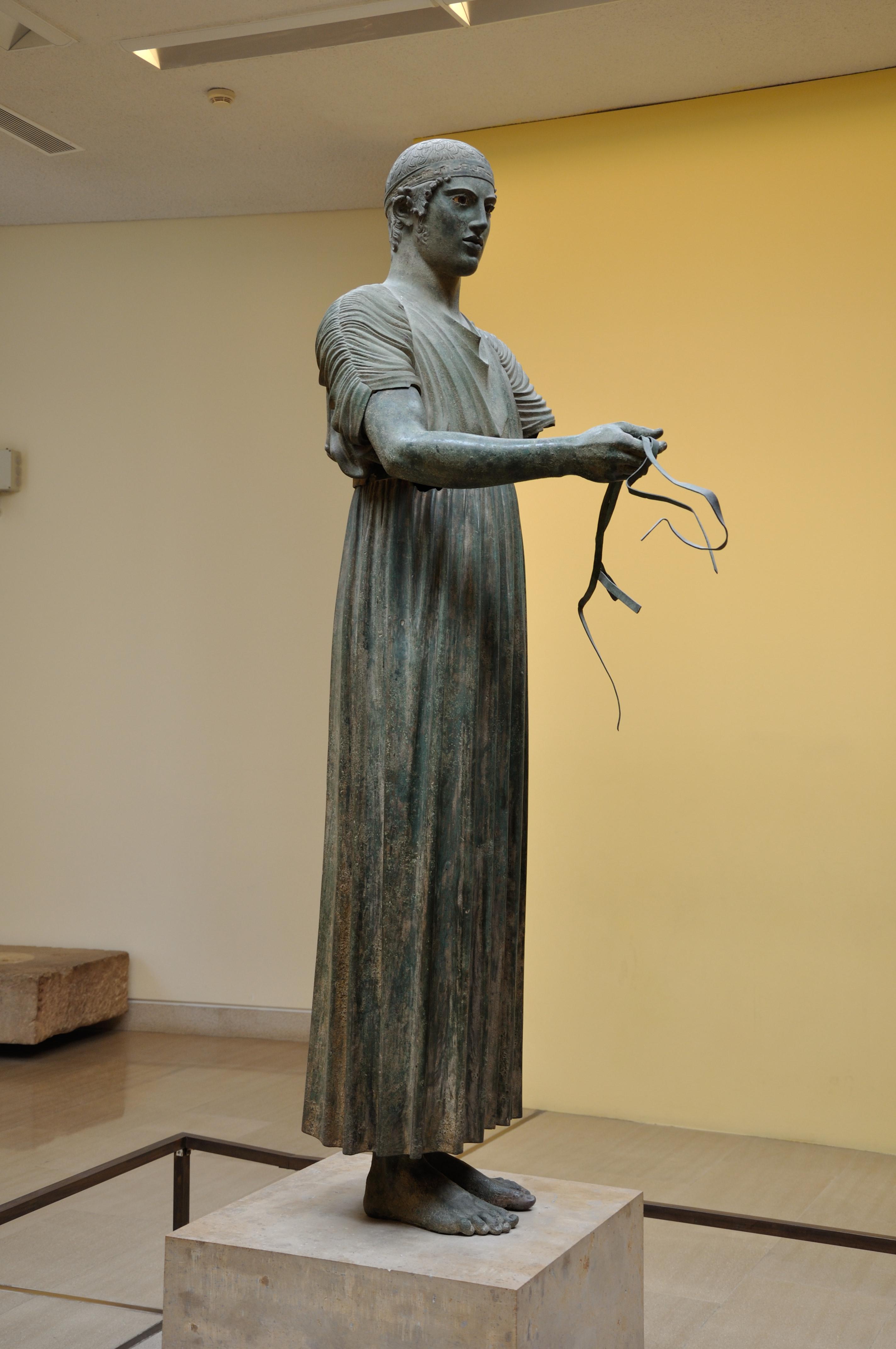 Iassu – Kalimèra sàsL'Auriga di Delfi